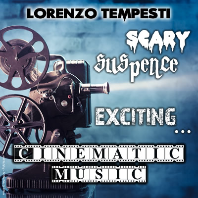 Go to album Scary, suspence, exciting… cinematic music